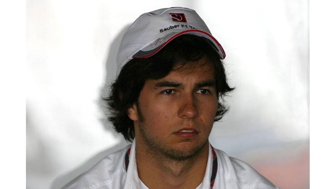 Sergio Perez GP Monaco 2011
