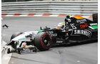 Sergio Perez - GP Monaco 2014