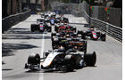Sergio Perez - GP Monaco 2015
