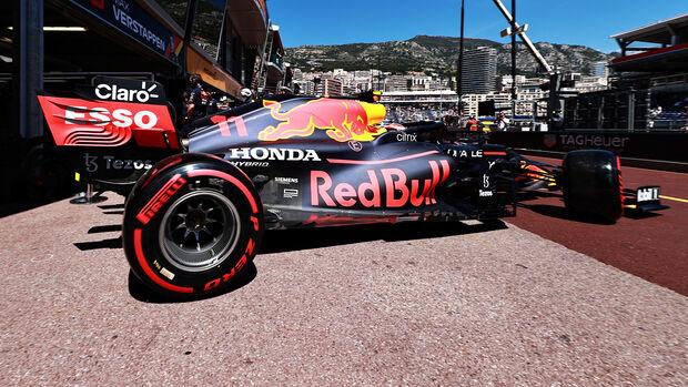 Sergio Perez - GP Monaco 2021