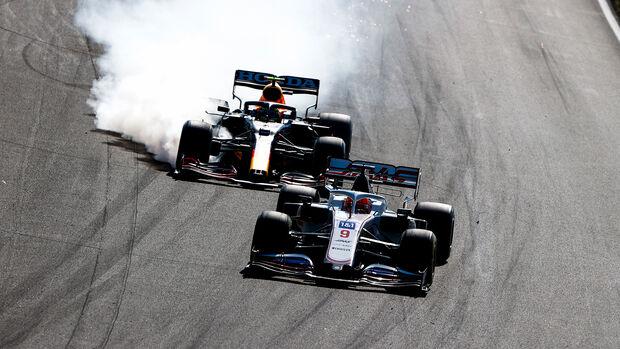 Sergio Perez - GP Niederlande 2021