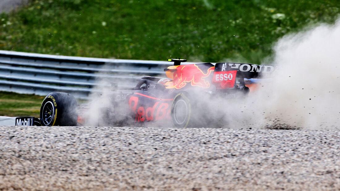 Sergio Perez - GP Österreich 2021