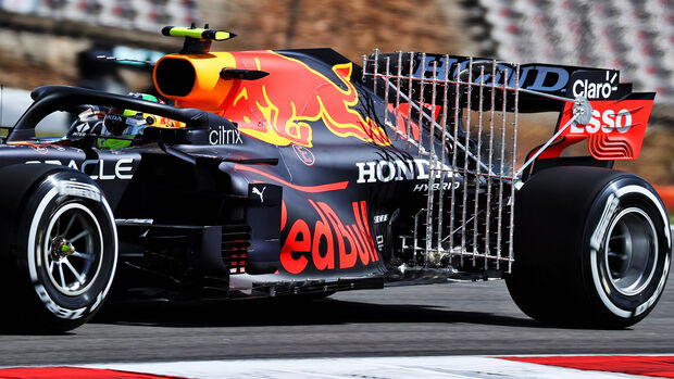 Sergio Perez - GP Portugal 2021