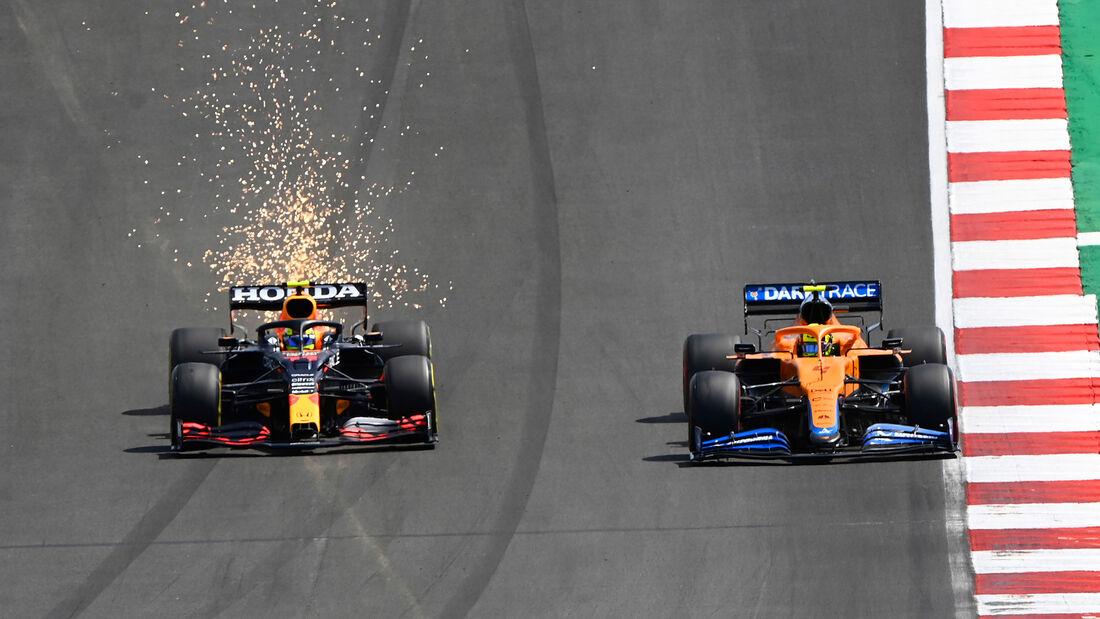 Sergio Perez - GP Portugal - Formel 1 - 2. Mai 2021