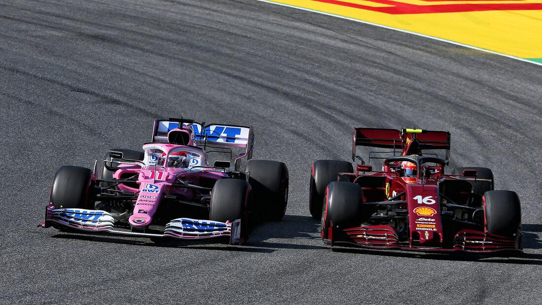 SergioPerez - GP Toskana - Mugello - 2020
