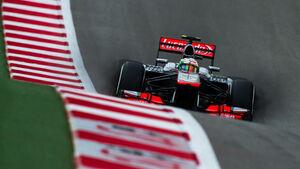 Sergio Perez - GP USA 2013