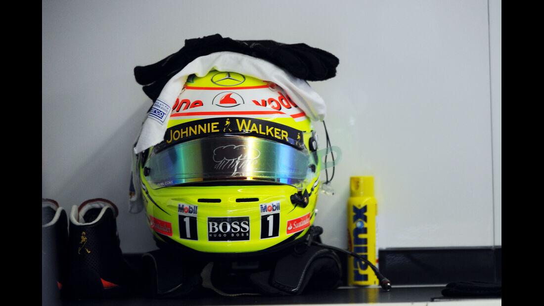Sergio Perez - McLaren - Formel 1 - GP Kanada - 7. Juni 2013