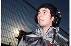 Sergio Perez, McLaren, Formel 1-Test, Jerez, 5.2.2013