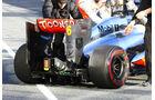 Sergio Perez - McLaren - Formel 1 - Test - Jerez - 8. Februar 2013