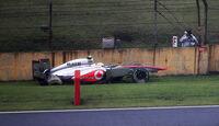 Sergio Perez - McLaren - GP Brasilien - 23. November 2013