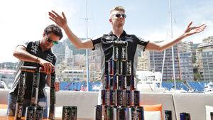 Sergio Perez & Nico Hülkenberg - GP Monaco 2016