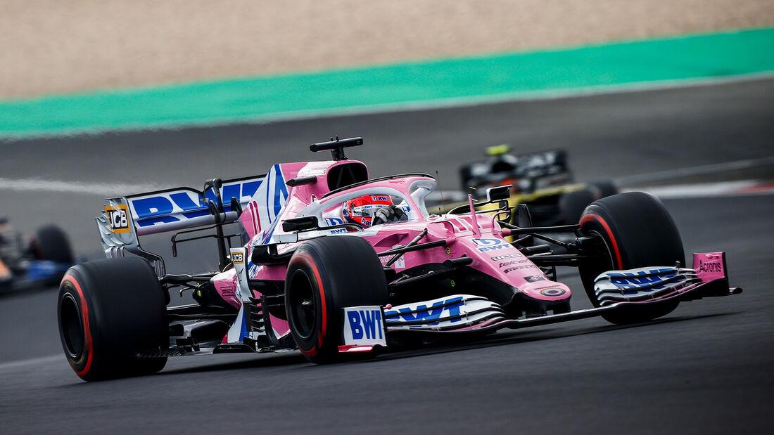 Sergio Perez - Nürburgring - Eifel Grand Prix - 2020