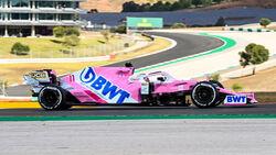 Sergio Perez - Racing Point - Formel 1 - GP Portugal - Portimao - 23. Oktober 2020