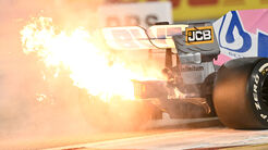 Sergio Perez - Racing Point - GP Bahrain 2020 - Sakhir - Rennen
