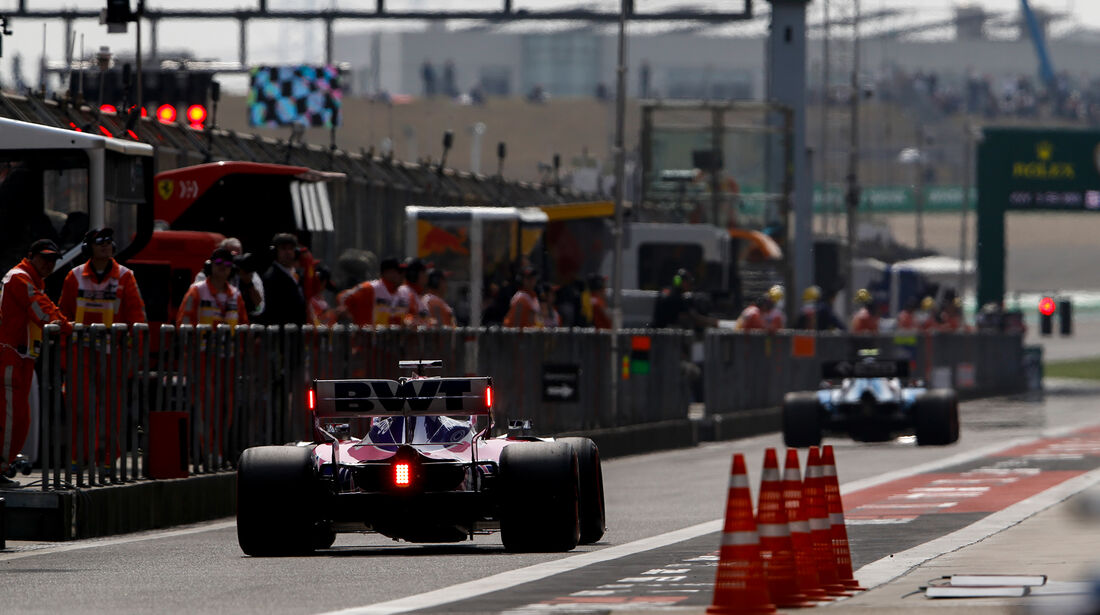 Sergio Perez - Racing Point - GP China - Shanghai - Samstag - 13.4.2019