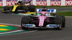 Sergio Perez - Racing Point - GP Emilia-Romagna 2020 - Imola