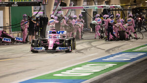 Sergio Perez - Racing Point - GP Sakhir 2020 - Bahrain