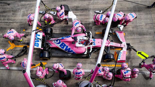 Sergio Perez - Racing Point - GP Steiermark 2020 - Spielberg