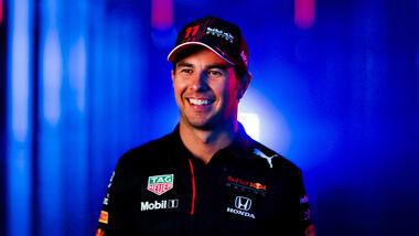 Sergio Perez - Red Bull - Formel 1 - 2021