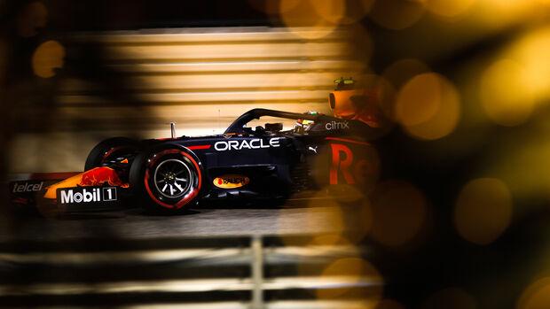 Sergio Perez - Red Bull - Formel 1 - GP Bahrain - Freitag - 26.3.2021