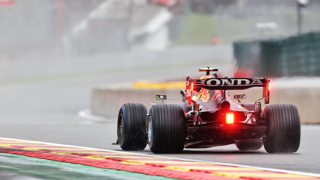 Sergio Perez - Red Bull - Formel 1 - GP Belgien - 28. August 2021
