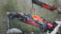 Sergio Perez - Red Bull - Formel 1 - GP Belgien - 29. August 2021