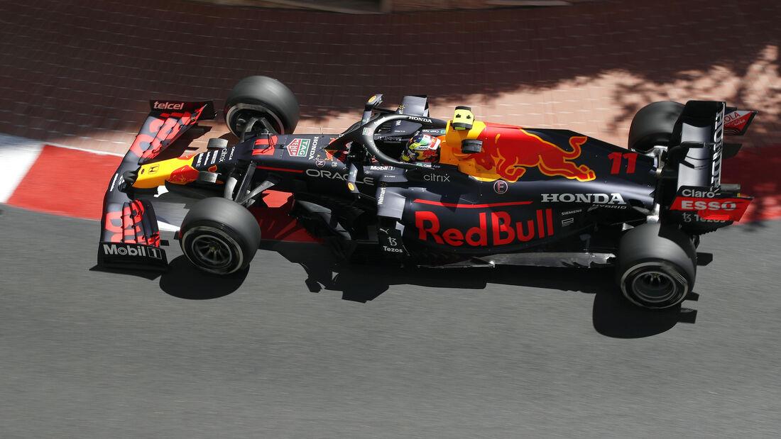 Sergio Perez - Red Bull - Formel 1 - GP Monaco - 2021