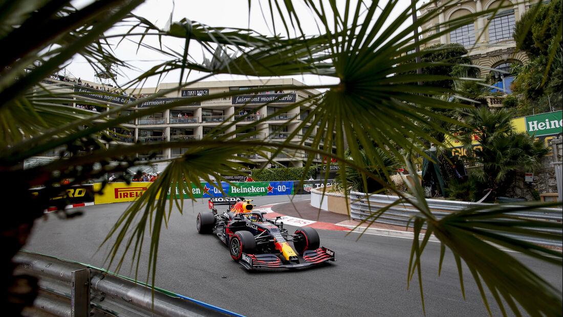 Sergio Perez - Red Bull - Formel 1 - GP Monaco 2021