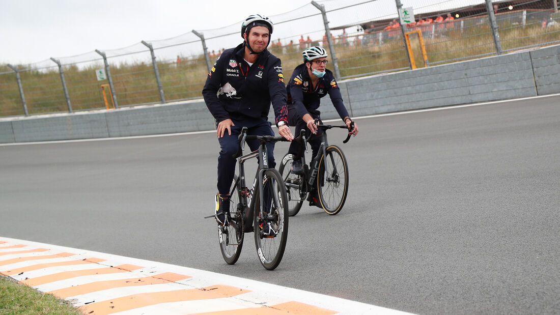 Sergio Perez - Red Bull - Formel 1 - GP Niederlande - Zandvoort - 2. September 2021