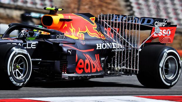 Sergio Perez - Red Bull - Formel 1 - GP Portugal - Portimao - 30. April 2021