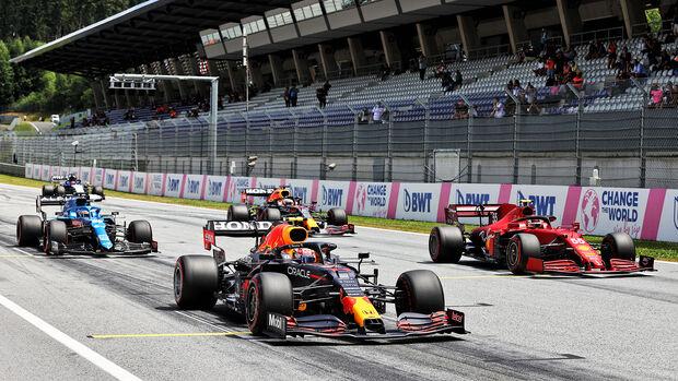 Sergio Perez - Red Bull - Formel 1 - GP Steiermark - 26. Juni 2021