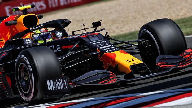 Sergio Perez - Red Bull - Formel 1 - GP Ungarn - Budapest - Freitag - 30. Juli 2021