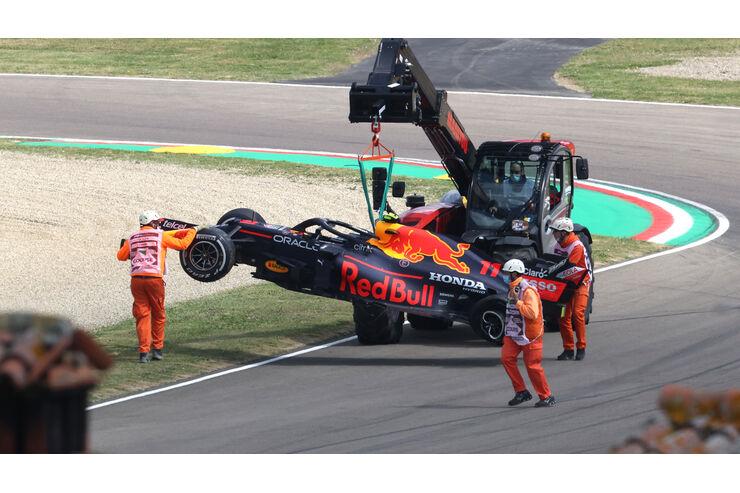 F1-Fotos-Imola-2021-Freitag-Hei-e-Action-schon-im-Training