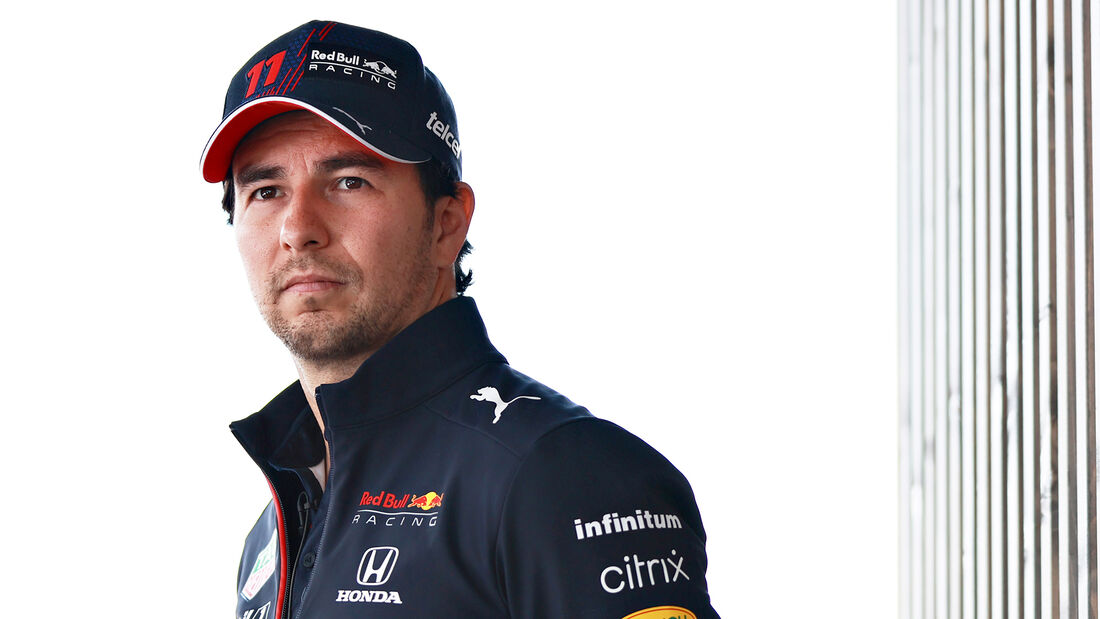 Sergio Perez - Red Bull - Formel 1 - Portimao - GP Portugal - 29. April 2021