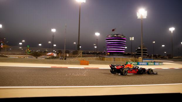 Sergio Perez - Red Bull - GP Bahrain 2021