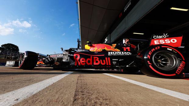 Sergio Perez - Red Bull - GP England - Silverstone  - Formel 1 - 16. Juli 2021