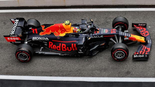 Sergio Perez - Red Bull - GP Frankreich 2021 - Paul Ricard