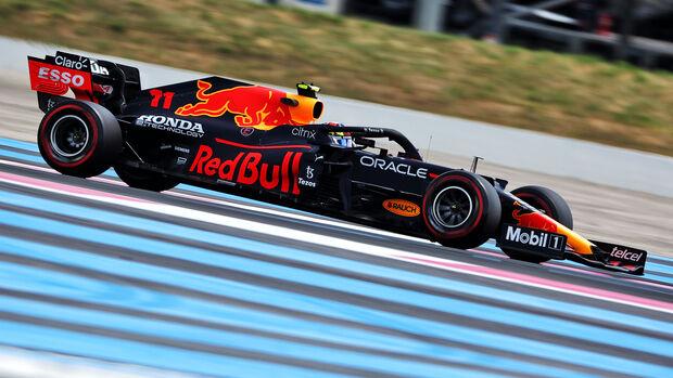 Sergio Perez - Red Bull - GP Frankreich - Le Castellet - Paul Ricard Circuit - 18. Juni 2021