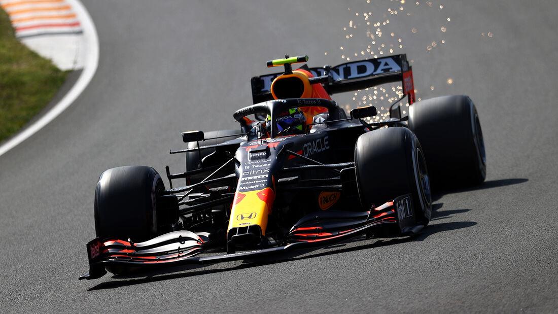 Sergio Perez - Red Bull - GP Niederlande - Zandvoort - Formel 1 - 3. September 2021