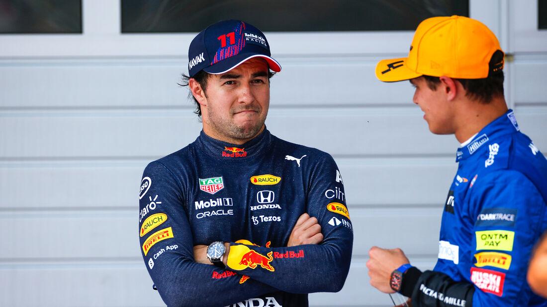 Sergio Perez - Red Bull - GP Österreich 2021 - Spielberg - Qualifikation