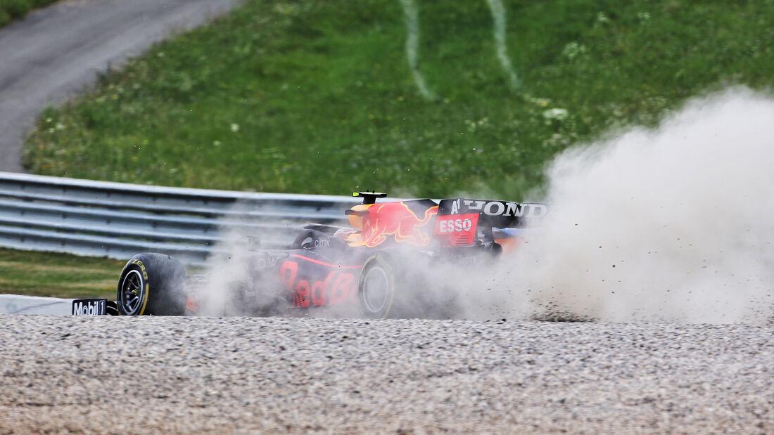 Sergio Perez - Red Bull - GP Österreich 2021 - Spielberg - Rennen