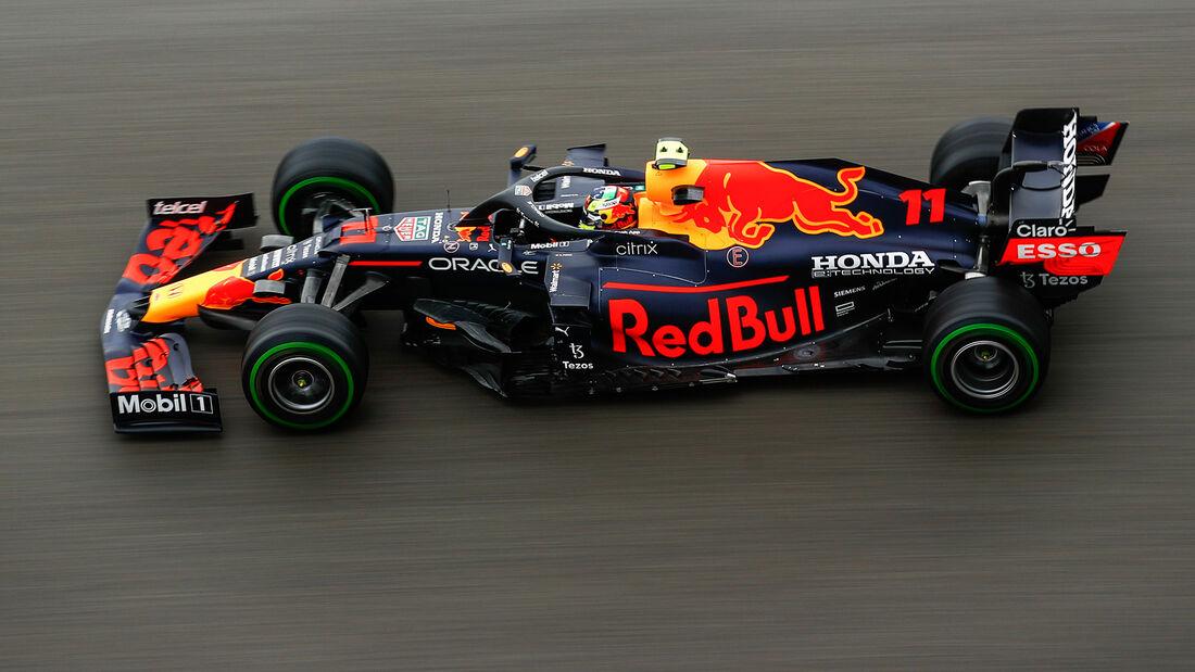 Sergio Perez - Red Bull - GP Russland 2021 - Sotschi