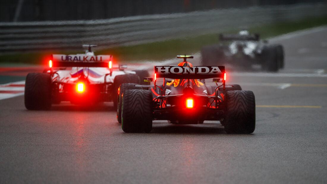 Sergio Perez - Red Bull - GP Russland 2021 - Sotschi - Samstag