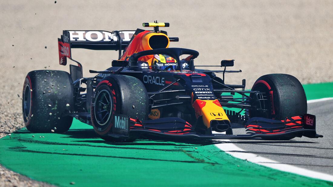 Sergio Perez - Red Bull - GP Spanien 2021