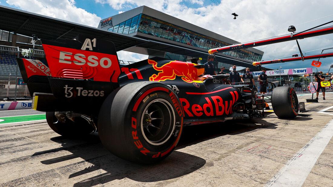 Sergio Perez - Red Bull - GP Steiermark 2021 - Spielberg
