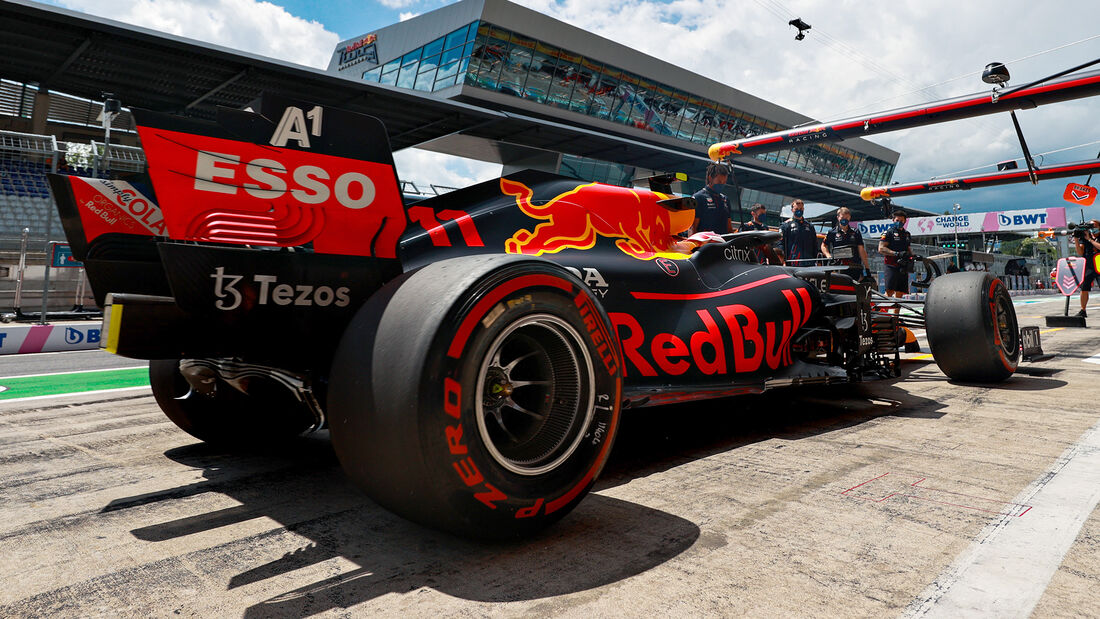 Sergio Perez - Red Bull - GP Steiermark - Spielberg - Formel 1 - 25. Juni 2021