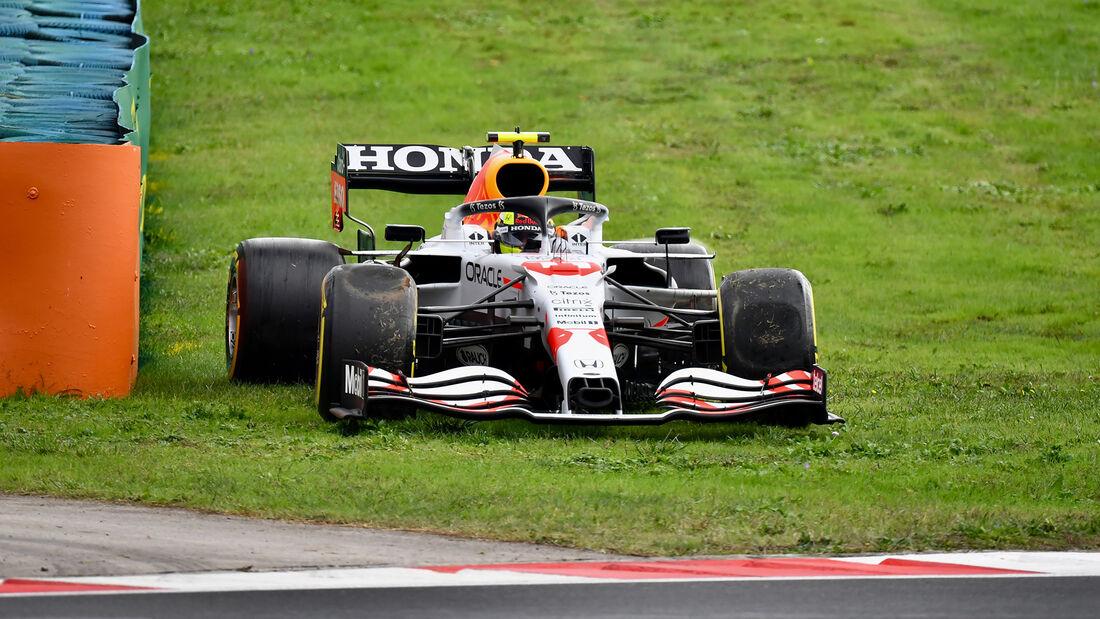 Sergio Perez - Red Bull - GP Türkei - Istanbul - Formel 2 - 9. Oktober 2021