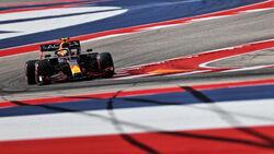 Sergio Perez - Red Bull - GP USA 2021 - Austin