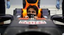 Sergio Perez - Red Bull - Milton Keynes - Formel 1