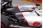 Sergio Perez - Sauber - Formel 1-Test - Mugello - 3. Mai 2012